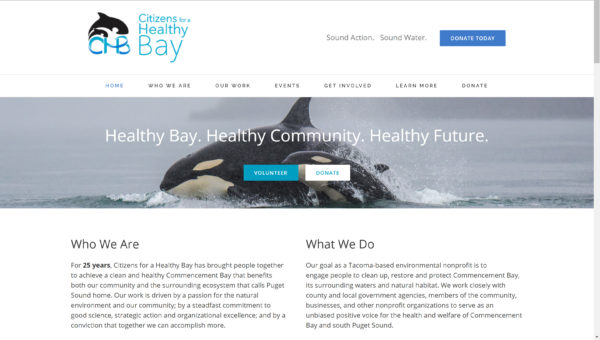 Citizens of a Healthy Bay